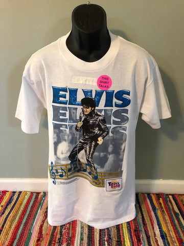 1997 Elvis Presley Touch Tone Shirt
