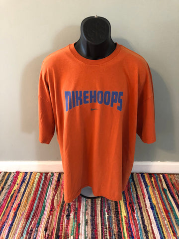 90s Nike Hoops Tee Basketball Shirt