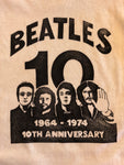 1974 The Beatles 10th Anniversary Shirt