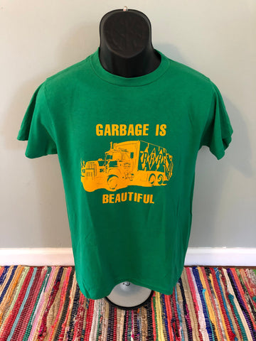80s Garbage is Beautiful Shirt