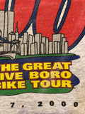 2000 New York City Bike Tour Shirt