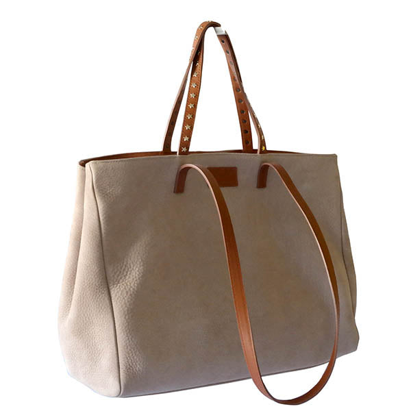 Nabuk Travel shopper bag