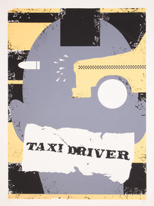 'Taxi Driver' poster