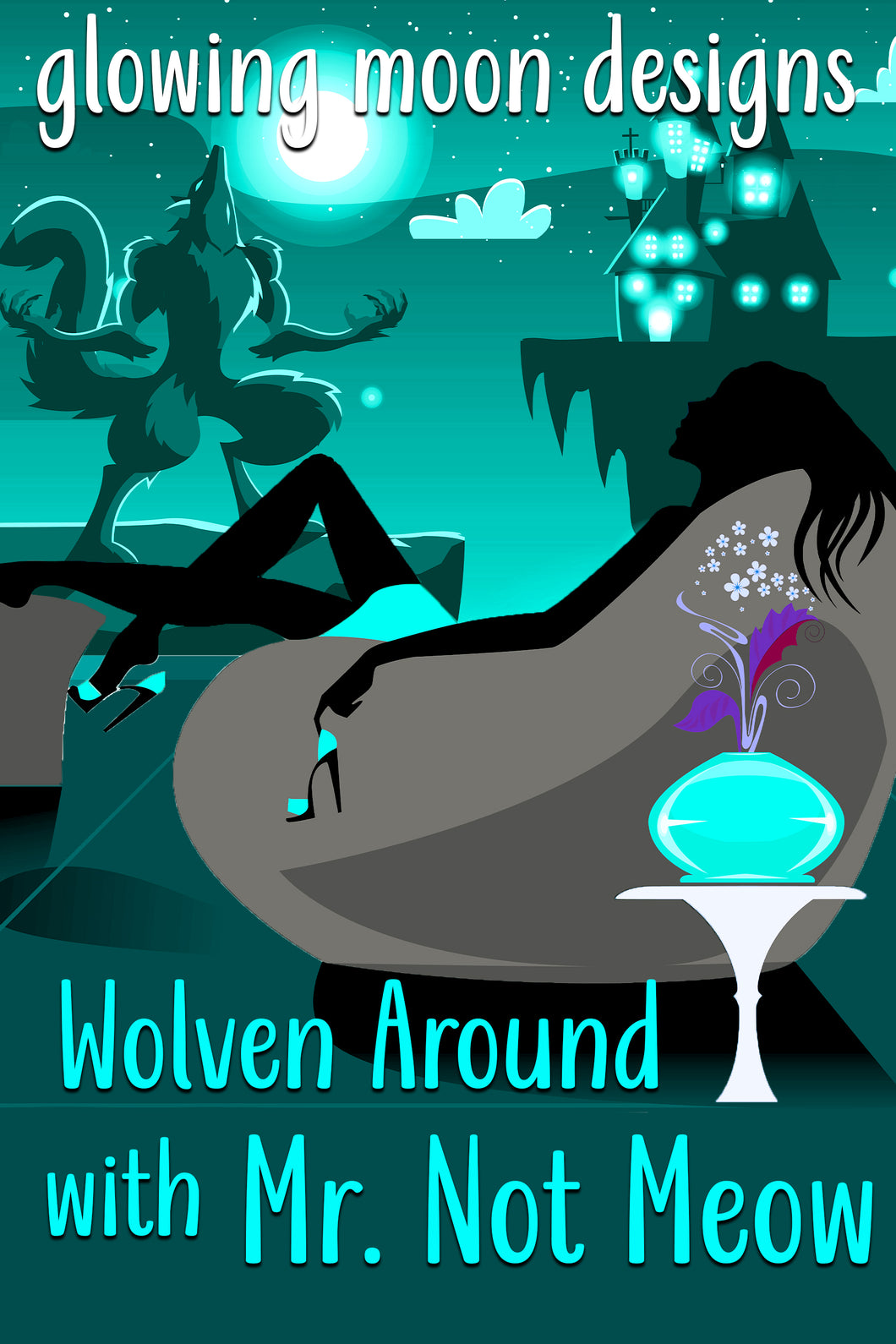 PM62-Wolven Around with Mr. Not Meow