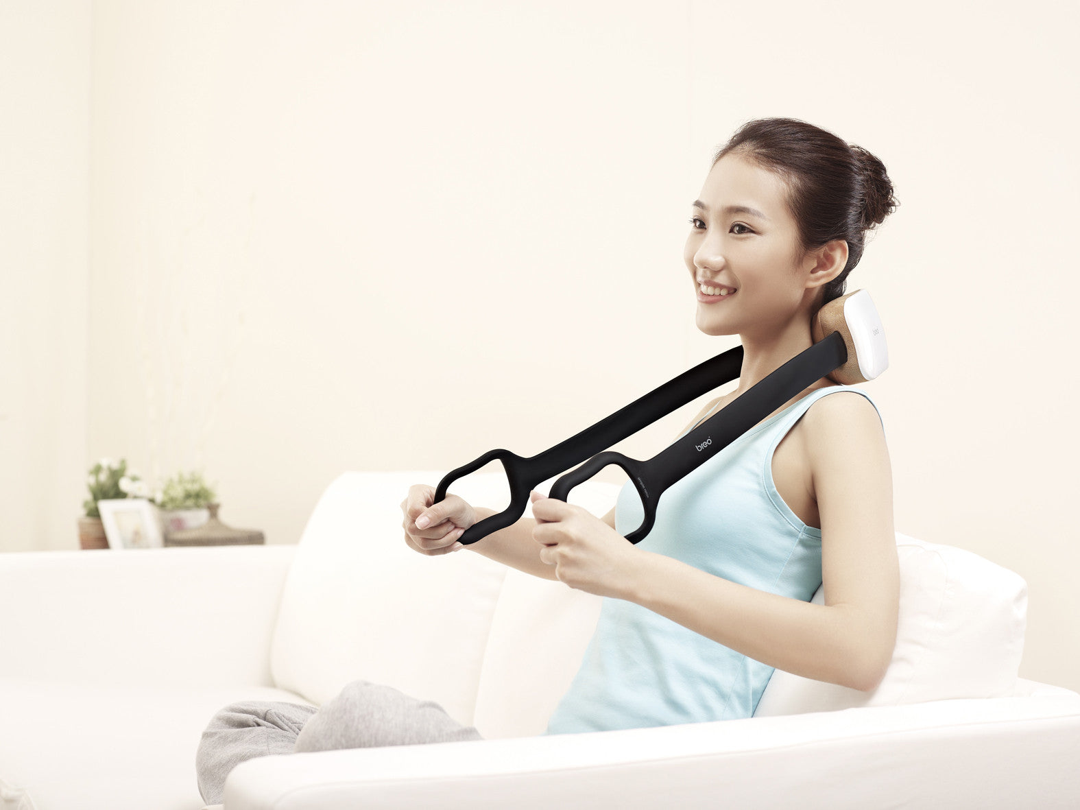 Breo iNeck2 Neck Massager - Breo-USA
