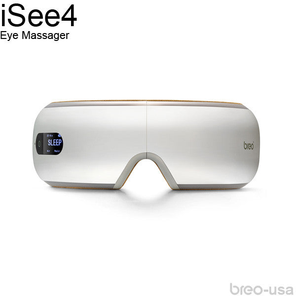 Breo iSee4 Wireless Digital Eye Massager with Heat Compression - Breo-USA - 1