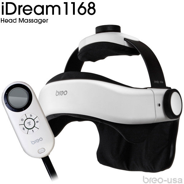 Breo iDream1168 Head Massager - Breo-USA