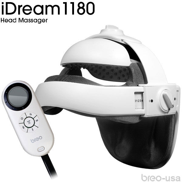 Breo iDream1180 Head Massager - Breo-USA
