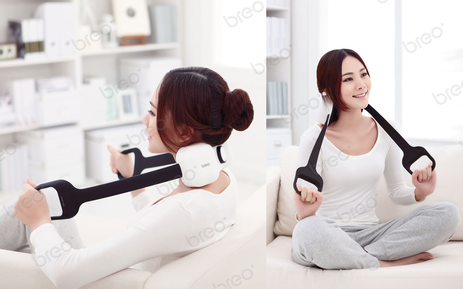 Breo iNeck Neck Massager - Breo-USA