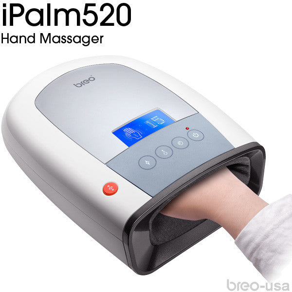 Breo iPalm520 Hand Massager - Breo-USA