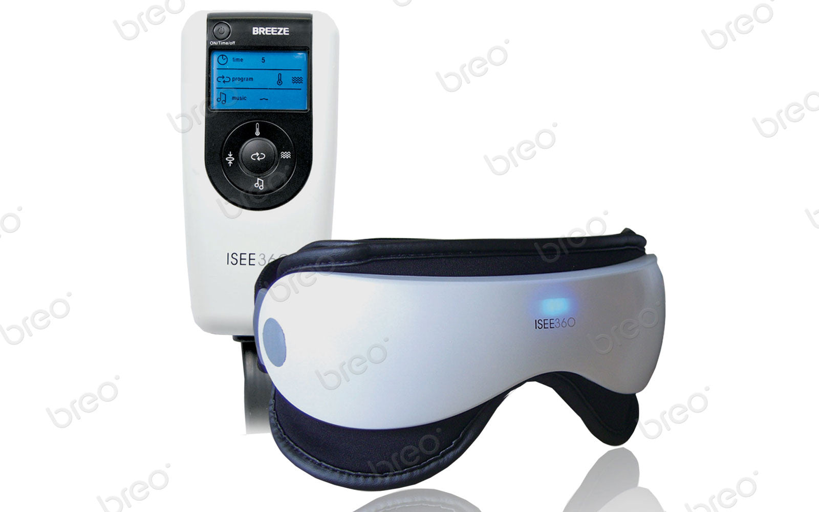 Breo iSee360 Eye Massager - Breo-USA