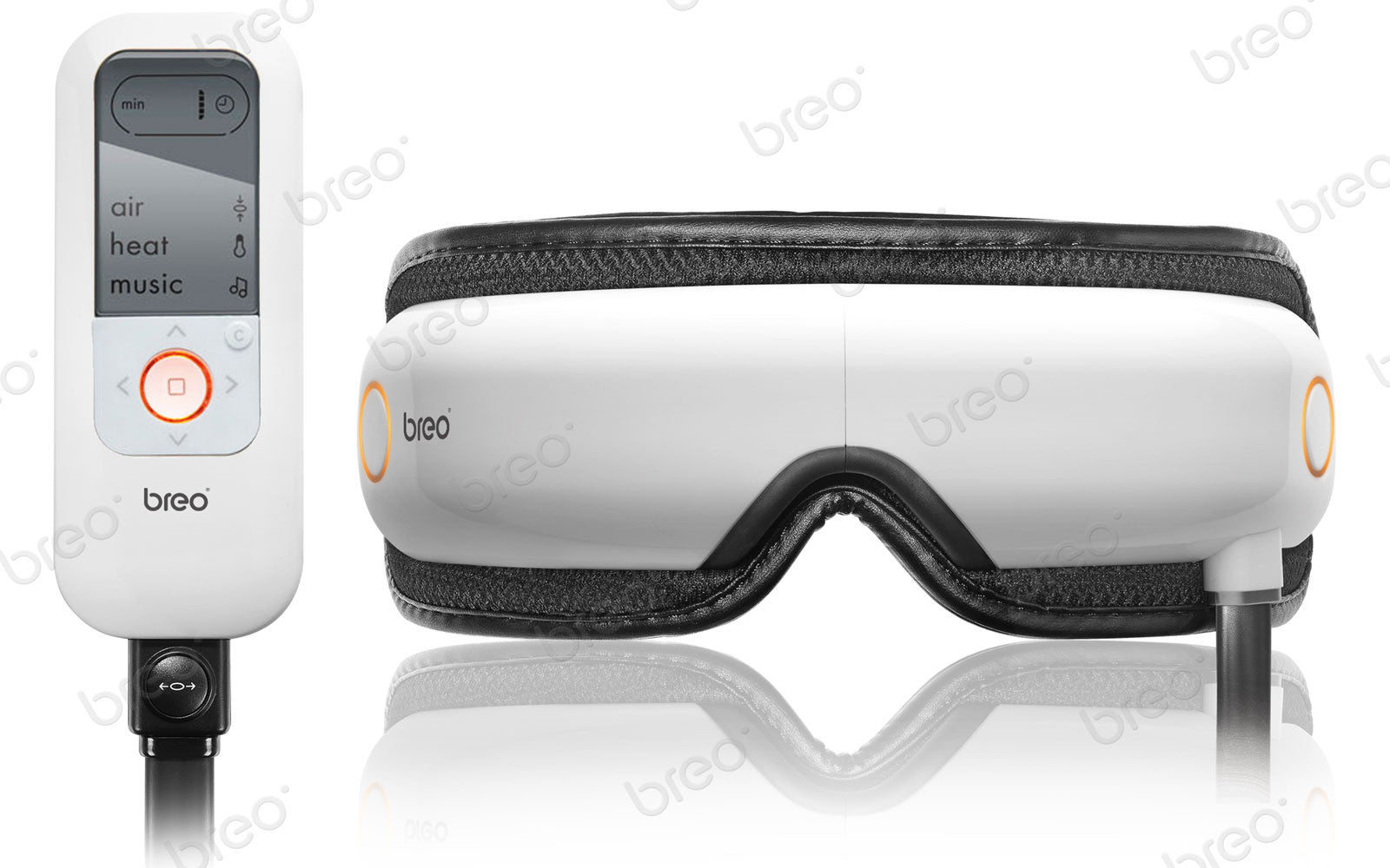 Breo iSee370 Eye Massager - Breo-USA