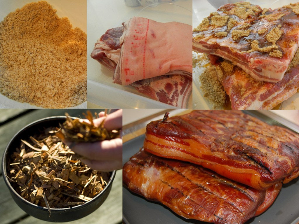 How To Make Nitrate Free Bacon - In Three Days