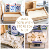 homemade tofu recipe