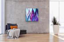 Load image into Gallery viewer, White Whispers Square 2 Wall Art