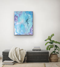 Load image into Gallery viewer, White Lightning Wall Art