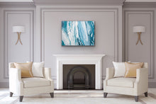 Load image into Gallery viewer, Aqua Marble Original Painting