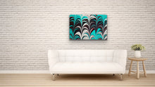 Load image into Gallery viewer, Aqua Plum 6 Wall Art