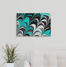 Load image into Gallery viewer, Aqua Plum 2 Wall Art
