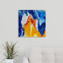 Load image into Gallery viewer, Lady on the Hill 1 Wall Art