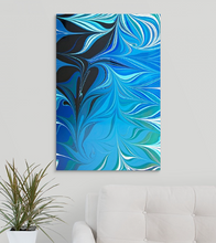 Load image into Gallery viewer, Blue Crossing 5 Wall Art