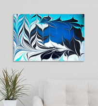 Load image into Gallery viewer, Blue Crossing 9 Wall Art