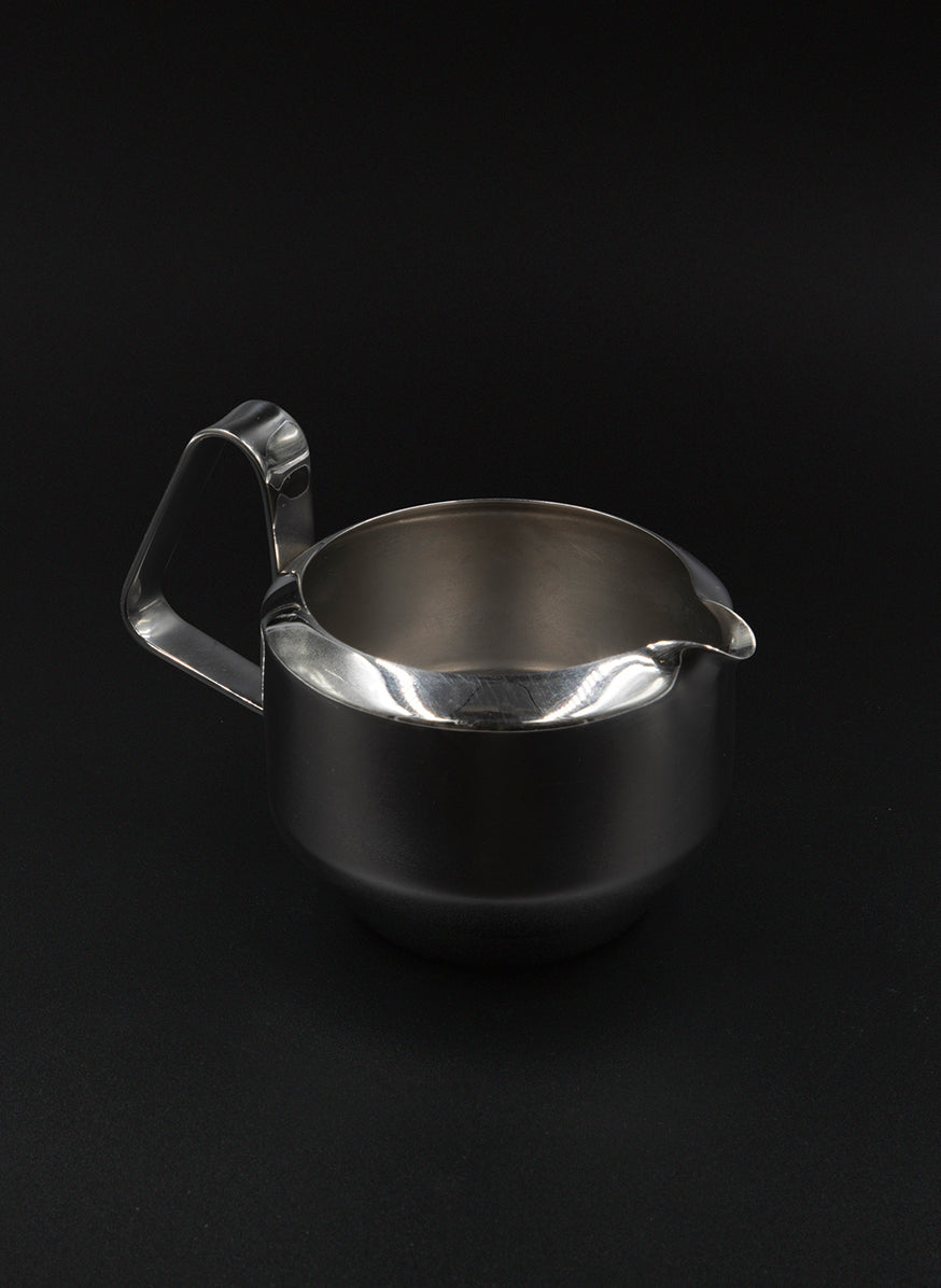 Silver-Plated Milk Pot