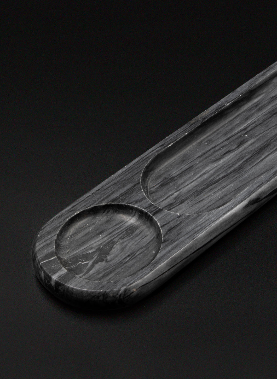Grey Marble Writing Case