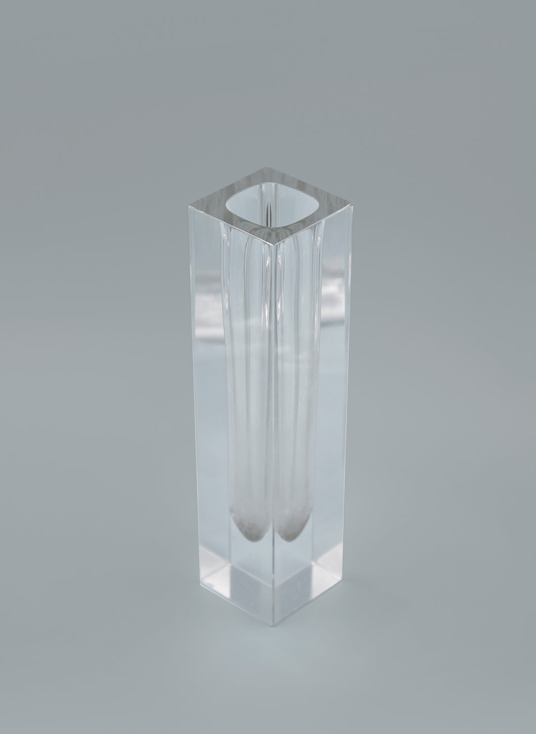 Tall Murano Glass Vase