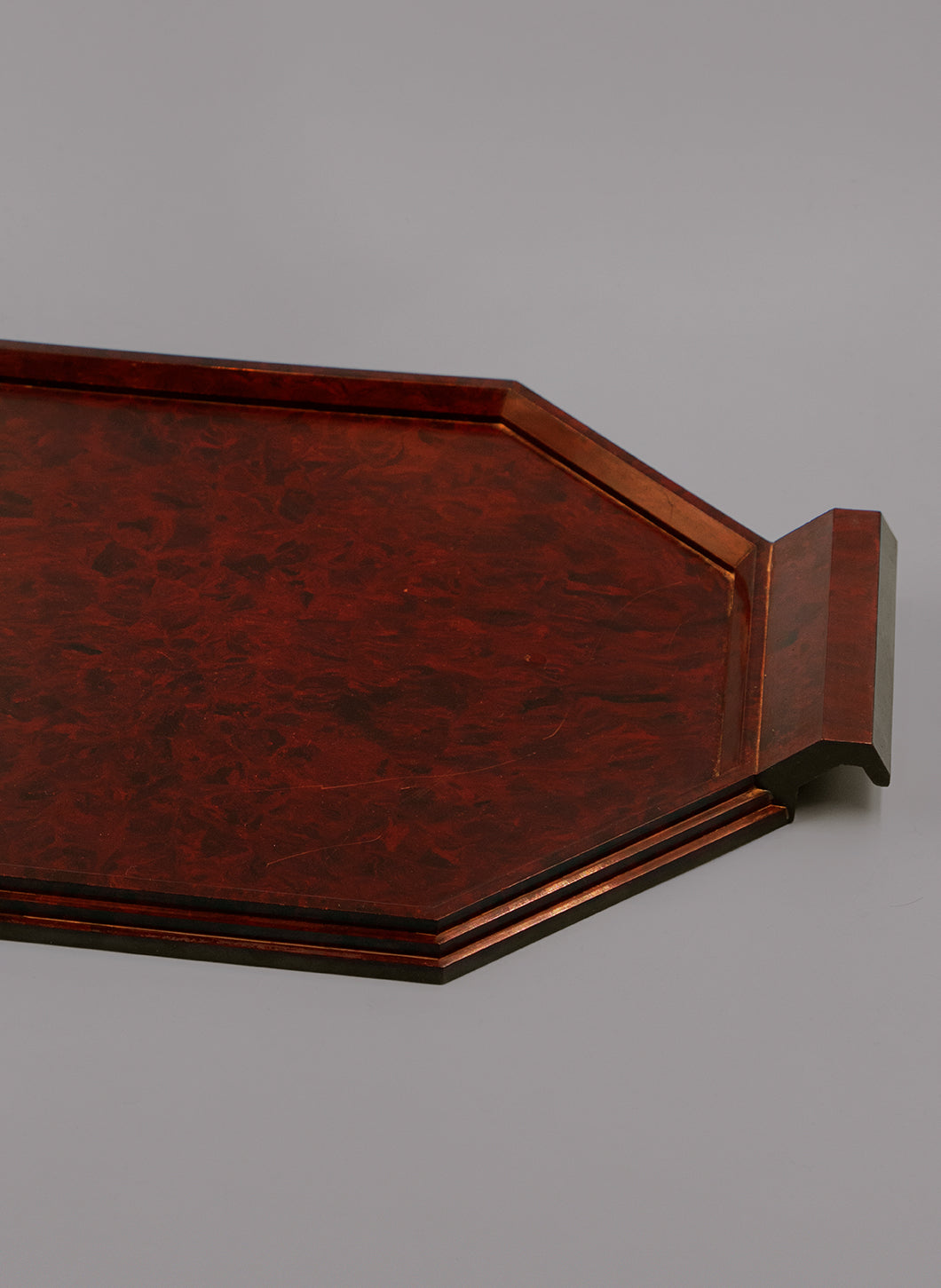 Hexagonal Bakelite Tray