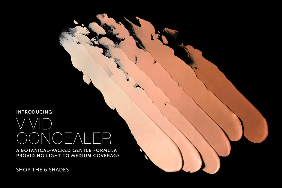 Introducing ILIA Vivid Concealers