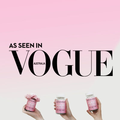 Have you spotted us in Vogue?