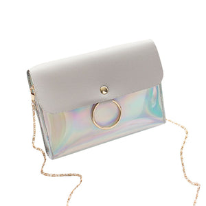 Women Fashion Sequins Cover Crossbody Bag Shoulder Bag Coin Bag Phone Bag
