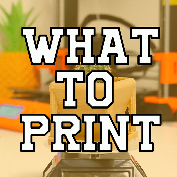 5 Tips What to print