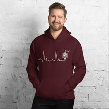Load image into Gallery viewer, EKG 3D Life Hoodie