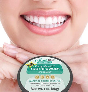 TOOTHPOWDER