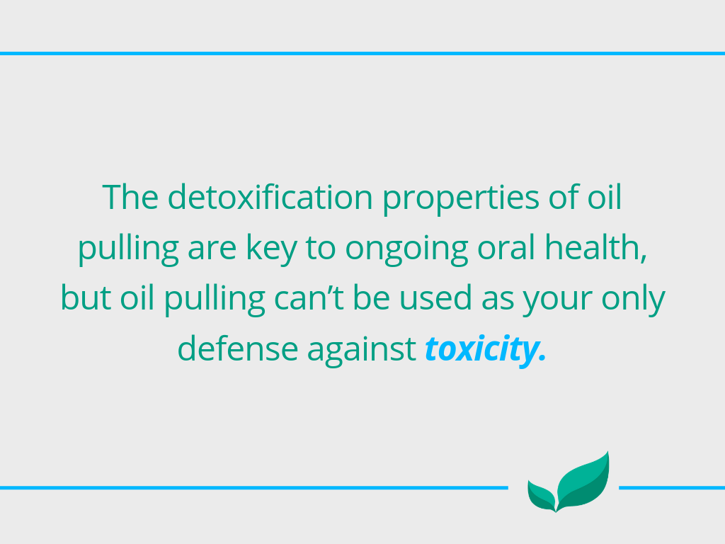 Detoxify your teeth