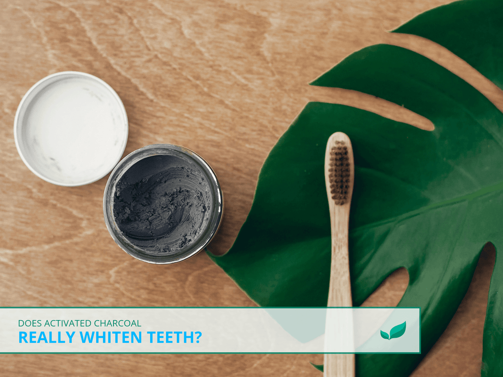 Does Activated Charcoal Really Whiten Teeth?