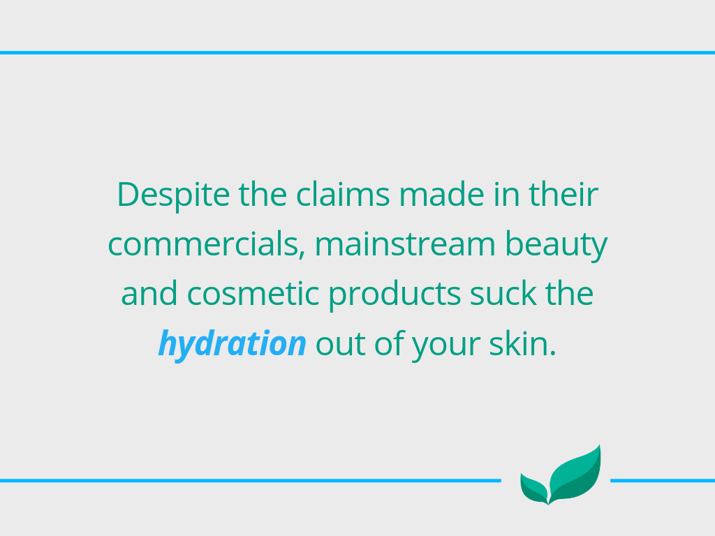 How to hydrate your skin from the inside