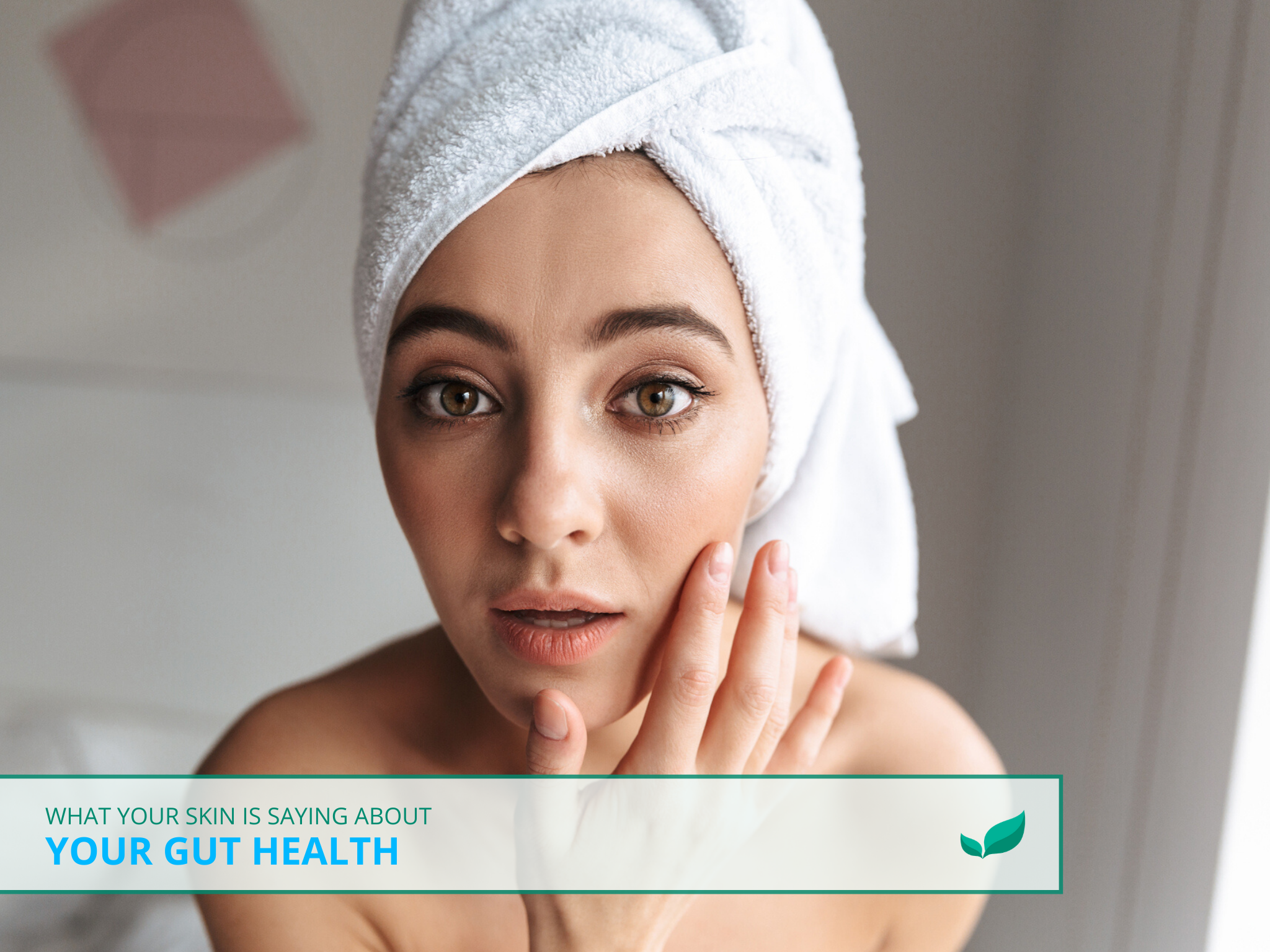 skin and gut health