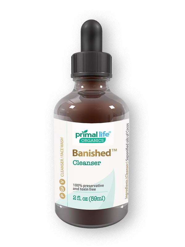 Banished Acne Face Cleanser, 2 oz