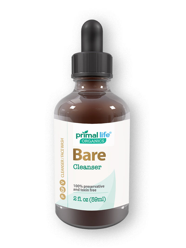Bare Face Cleanser 2 oz
