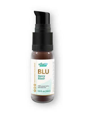 Blu Berry Elixir, Skin Brightening Serum