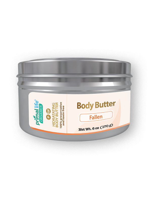 Body Butter, Fallen, 6 oz