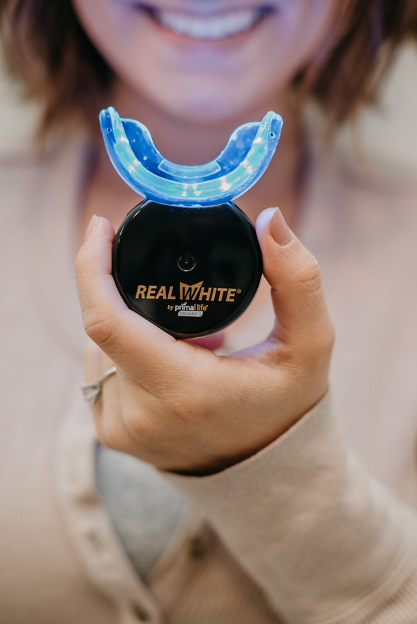Real White Teeth Whitening System