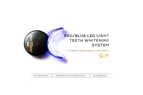 V3 Real White Teeth Whitening System