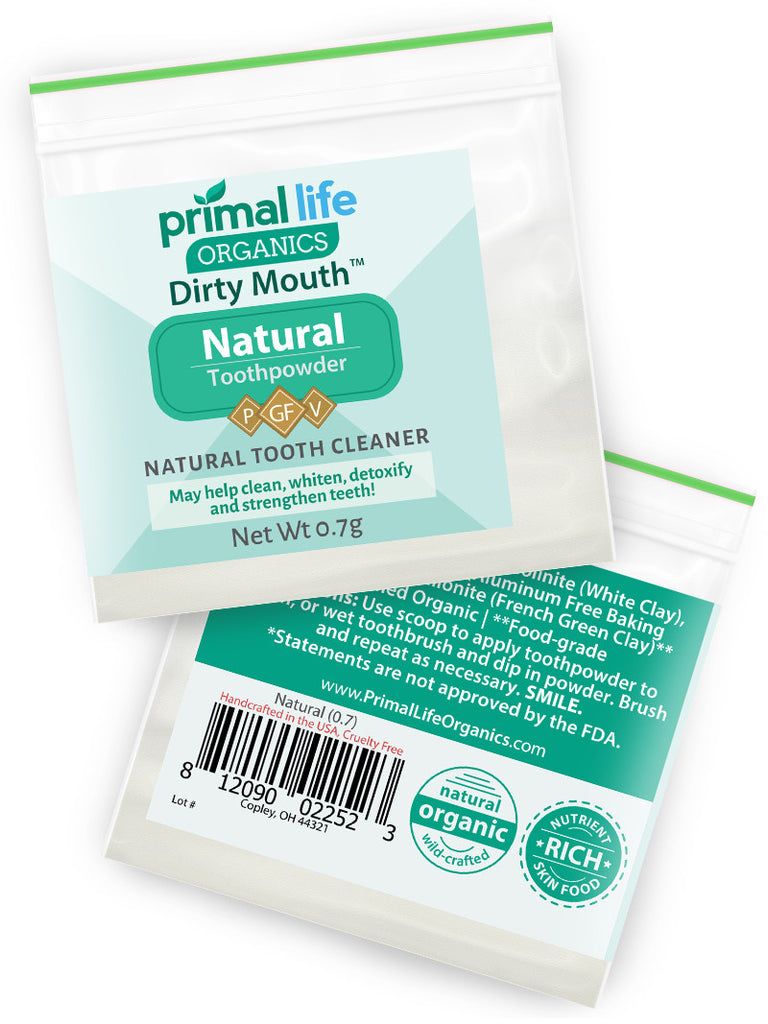 Dirty Mouth™ Taster