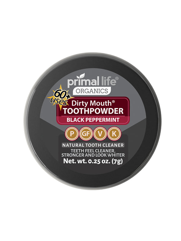 Natural Toothpowder SUBSCRIPTION