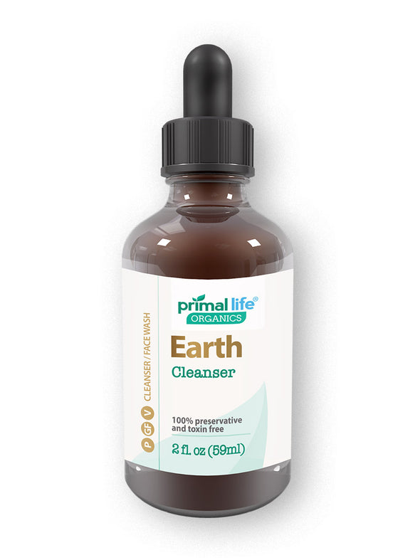 Earth Cleanser, Aging, Dry Skin