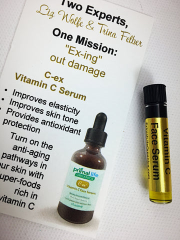 Vitamin C Serum SAMPLE